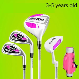 PGM Golf Club for Children Aged 3-12 Practicing Club with Bag JRTG004 RIO 2016