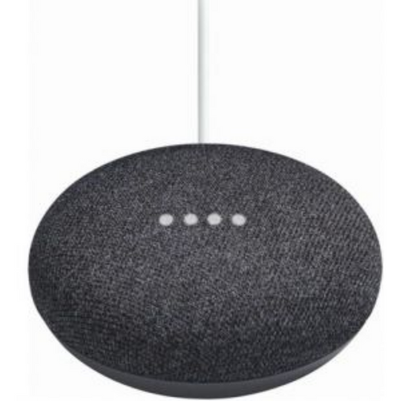 Nest Mini (2nd Generation) Smart Speaker with Google Assistant