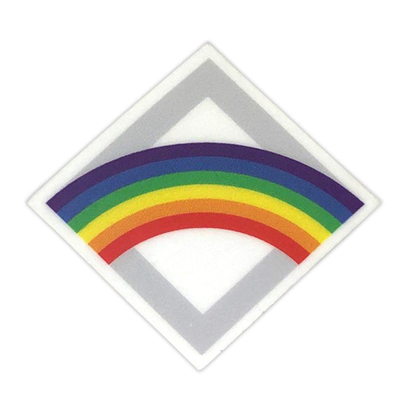 Mark Logo Pride Sticker