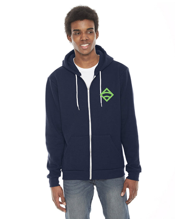 Men's Navy Hoody