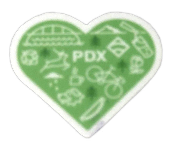 PDX Decal