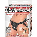 Harness the Revolution - Black NW2440-2