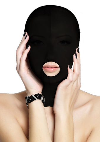 Submission Mask - Black OU-OU035BLK