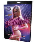 X5 Men - Sweet Jasmine Sex Doll - Natural BL-15005