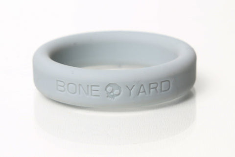 Boneyard Silicone Ring 40mm - Gray BY-0240