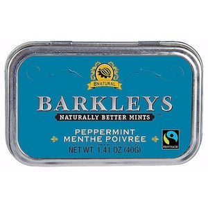 Barkleys Naturally Better Mints