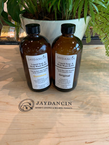 Organic Liquid Soap 1 Litre