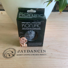 Load image into Gallery viewer, Konjac Facial Cleansing Sponge