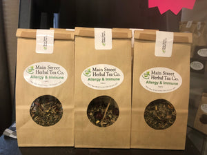 Allergy & Immune Tea Blend
