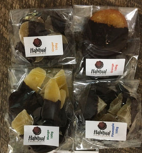 Habitual Chocolate Dipped Bags