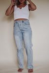 Lola Asymmetrical Denim