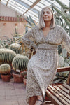 Desert Vibes Midi Dress