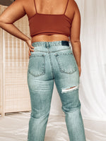 Insane Gene Distressed Denim