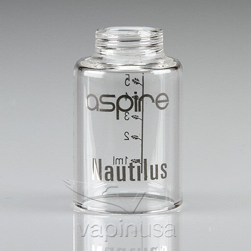 Aspire Nautilus Replacement Tube | Glass