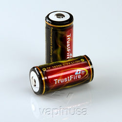 TrustFire Battery | 18350, 1200mAh, 3.7V | Button Top