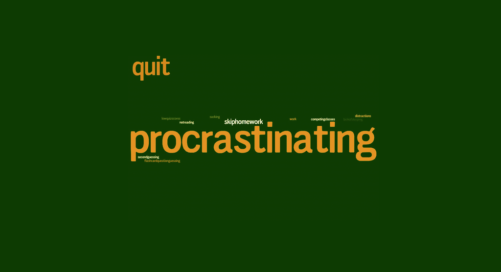 6 easy tips to stop procrastinating