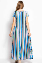 Load image into Gallery viewer, Breezy Summer Maxi Dress - Naughty Smile Fashion