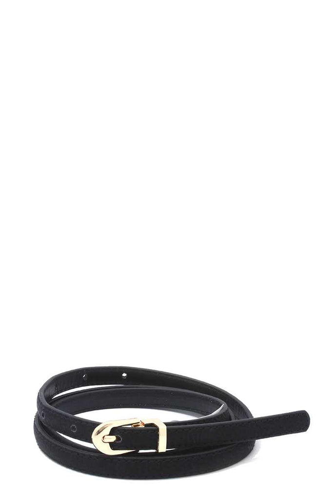 Pu Leather Belt - Naughty Smile Fashion