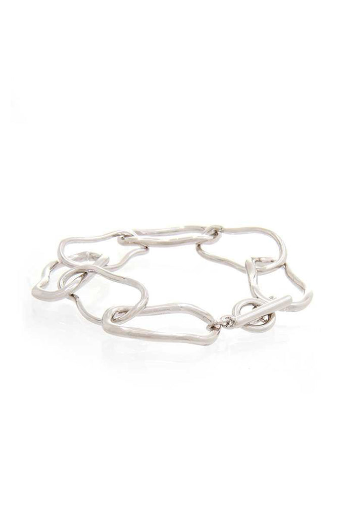 Chain Metal Bracelet - Naughty Smile Fashion