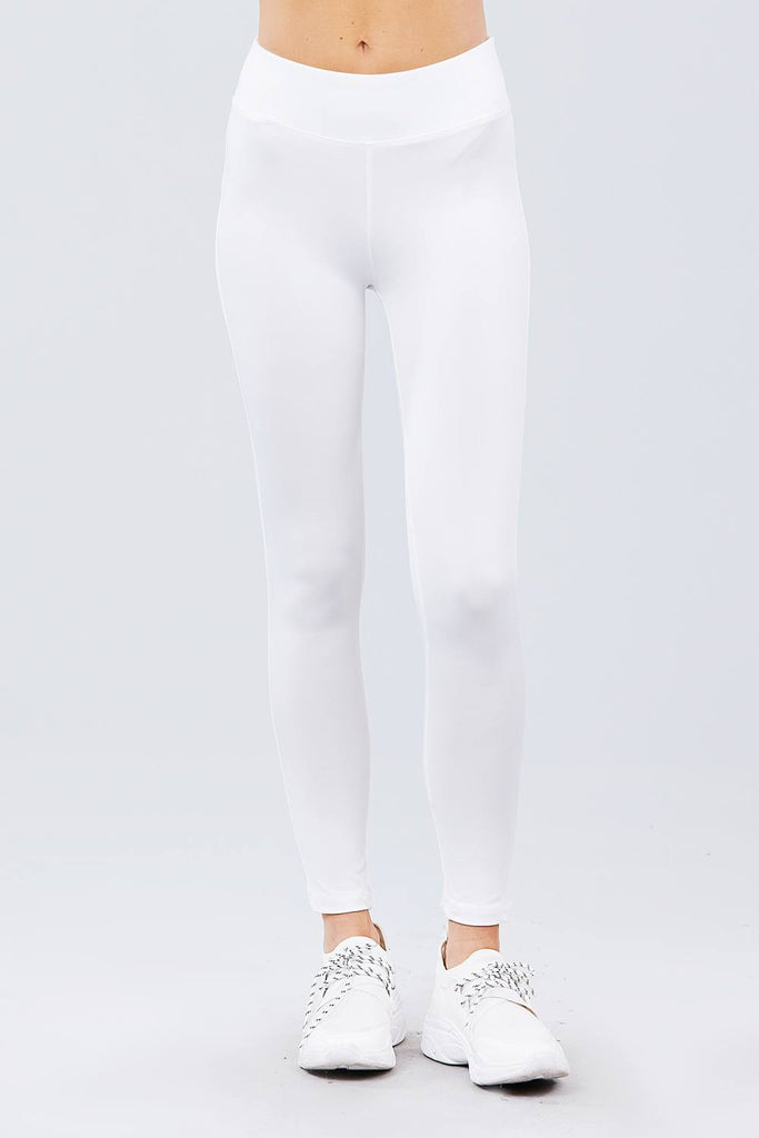 Workout Long Pants - Naughty Smile Fashion
