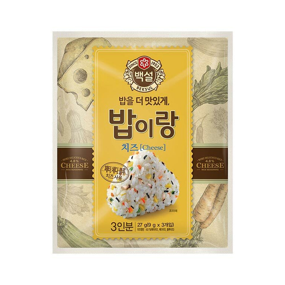 Baksul Rice Seasoning Mix Cheese Flavor