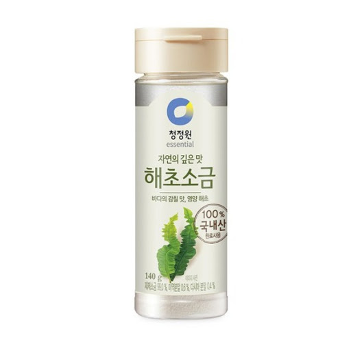 Chungjungwon Seaweed Salt
