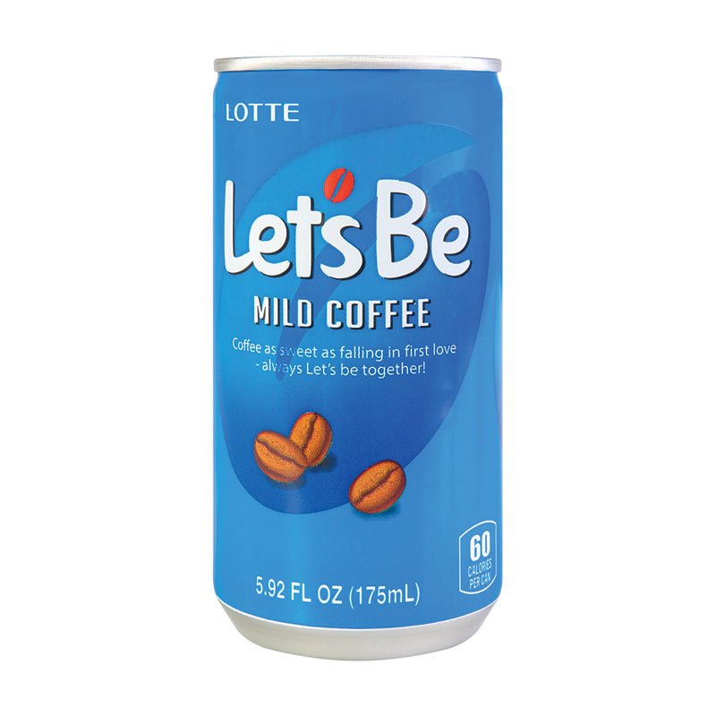 Lotte Let's Be Coffee
