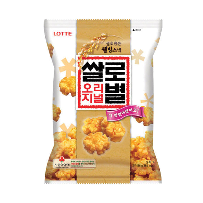 Lotte Rice Snack