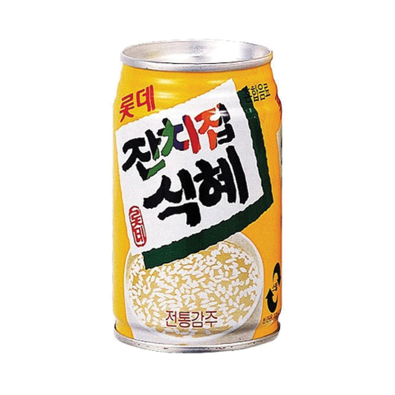 Lotte Rice Punch Drink