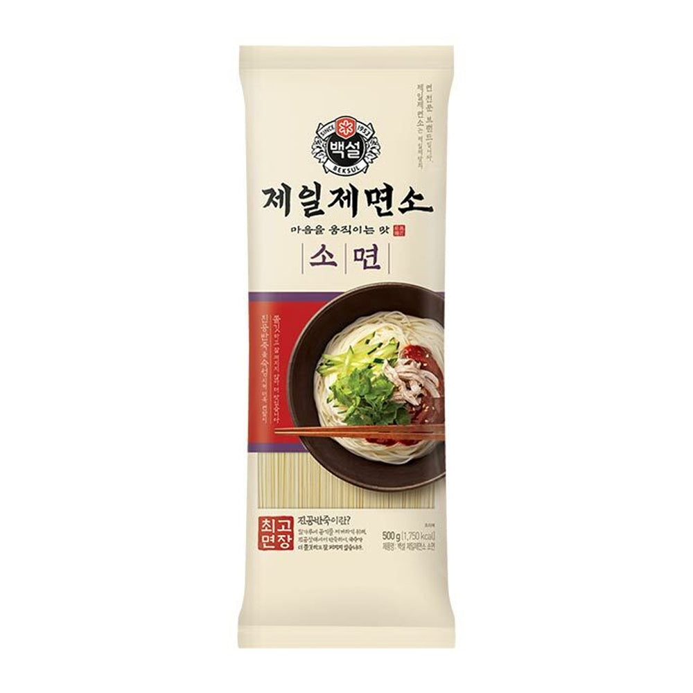 CJ Chel Jemyunso Korean Noodle