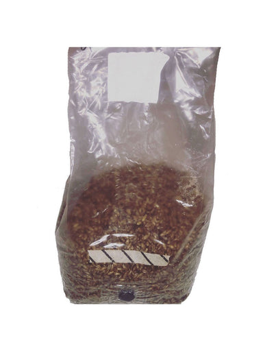 sterilized rye grain bag