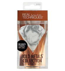 Bold Metals by Real Techniques Miracle Diamond Sponge