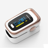 Fingertip Pulse Oximeter white gold