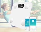 Smart Body Fat Measurement Scale with Bluetooth