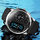 Stylish Hybrid Smart Watch for Men