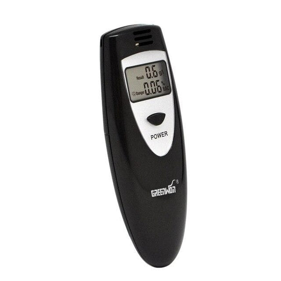 Digital Breathalyzer Mini Alcohol Tester (Greenwon)