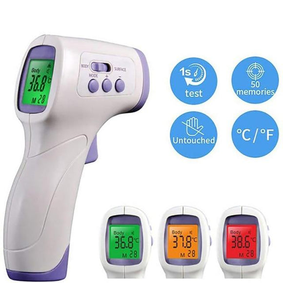 R9 PRO Non-Contact digital Thermometer, Infrared Forehead Temperature Sensor for Adults and Kids