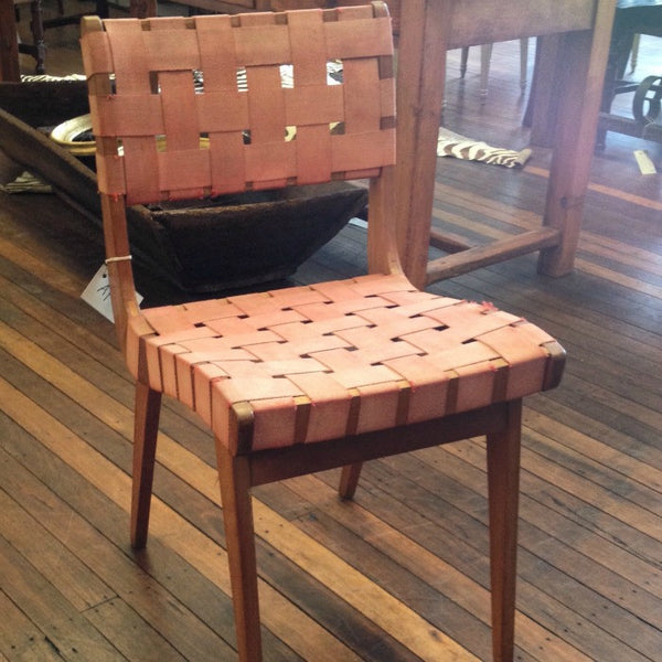 Dining Chair by Sydney architect Douglas Snelling