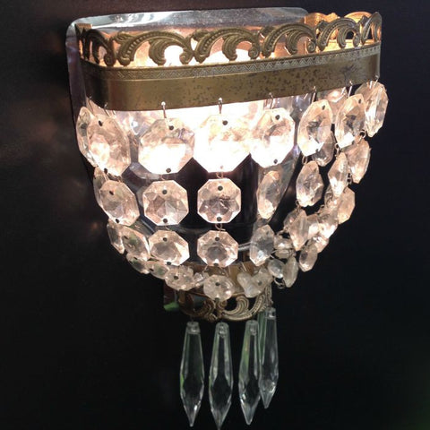 Crystal Wall Light Fittings