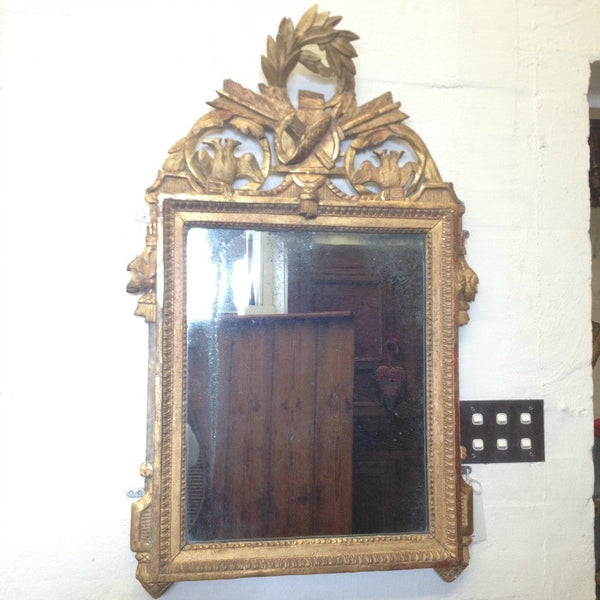 LXVI Gilt Mirror