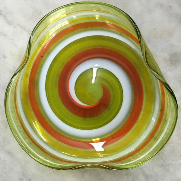 Italian Art Glass Bowls