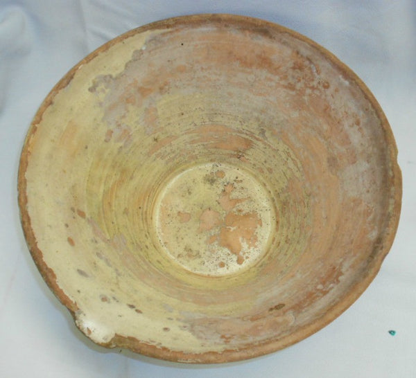 TB0065: Provencial Bowl Ceramic - Top down