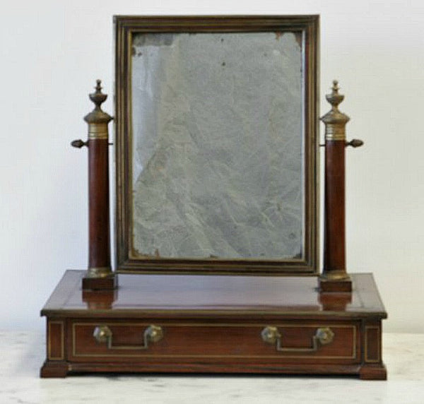 Empire Toilette Mirror