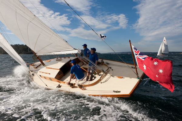 Weene Feature - Sailing 1