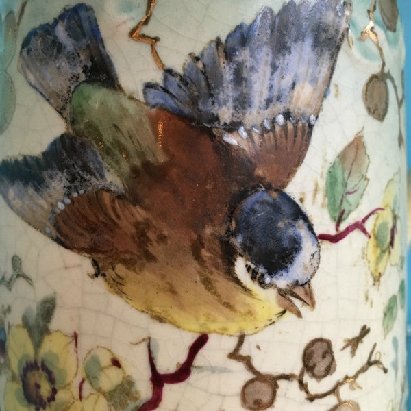 Hand Painted Victorian Jug