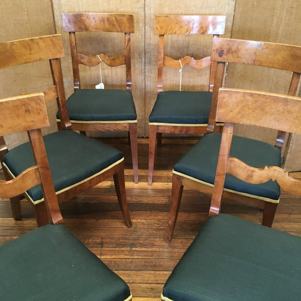 Biedermeier Dining Chairs