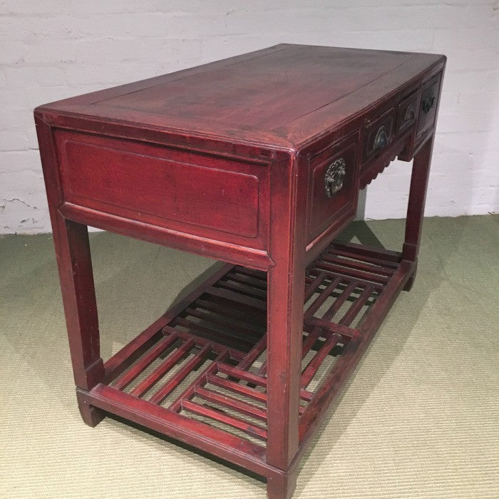 Chinese Side Table.Chinese Side Table Ben Stoner Antiques