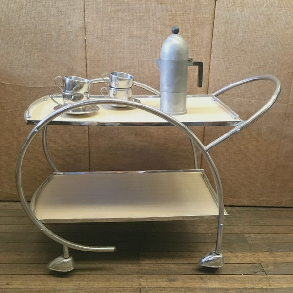 'Madmen' Drinks Trolley