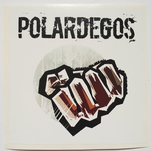 Polardegos Sticker