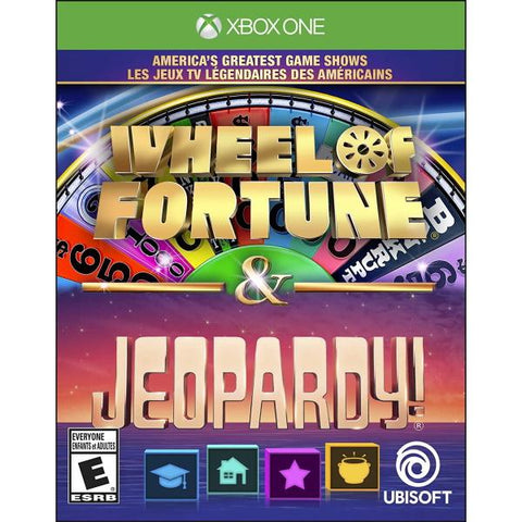 America's Greatest Game Shows: Wheel of Fortune & Jeopardy! [Xbox One]